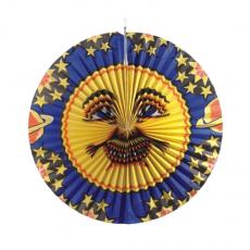 10 x  Lampion Ø 42 cm Mond