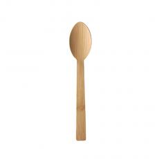 20 x  50 Löffel, Bambus pure 17 cm