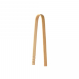 10 x  10 Fingerfood - Zangen, Bambus 10 cm
