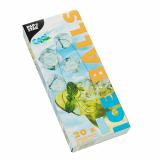24 x  20 Eiskugelbeutel mit Selbstverschluss und Easy release