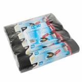 4 x  60 Auskleidesäcke für Mülltonnen 240 l 135 cm x 120 cm schwarz