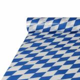 6 x  Tischdecke, Folie 20 m x 1 m Bayrisch Blau