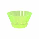 4 x  66 Eis- und Dessertschalen, PS rund 300 ml Ø 11 cm · 6,5 cm grün