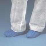 20 x  100 Überschuhe, CPE 15 cm x 7 cm x 41 cm blau
