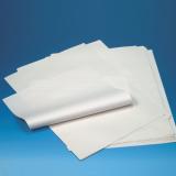 10 kg Einschlagpapiere, Cellulose 50 cm x 37,5 cm weiss 1/4 Bogen