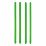 10 x  135 Shake-Halme Ø 8 mm · 25 cm grün