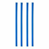 10 x  135 Shake-Halme Ø 8 mm · 25 cm blau
