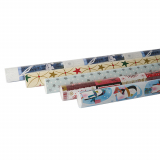 60 x  WH-Geschenkpapier 3 m x 70 cm Fantasy sortiert