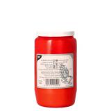 28 x  Kompositions-Öl-Licht T3 Ø 5,8 cm · 9,6 cm rote Hülle