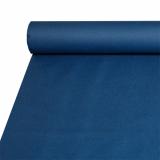2 x  Tischdecke, stoffähnlich, Airlaid 20 m x 1,2 m dunkelblau