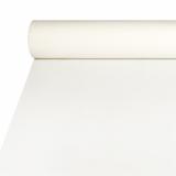 2 x  Tischdecke, stoffähnlich, Airlaid 20 m x 1,2 m weiss