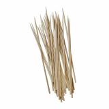 20 x  250 Schaschlikspieße, Bambus pure Ø 3 mm · 30 cm