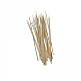 20 x  250 Schaschlikspieße, Bambus pure Ø 2,5 mm · 15 cm