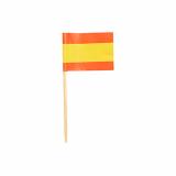 10 x  500 Deko-Picker 8 cm Spanien