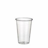 30 x  50 Trinkbecher, PP 0,2 l Ø 7,03 cm · 9,9 cm transparent