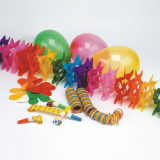 10 x  Party-Deko-Set Party 27-teilig