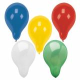 15 x  8 Luftballons Ø 32 cm farbig sortiert