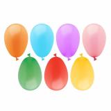 10 x  100 Luftballons farbig sortiert Wasserbomben