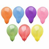 12 x  25 Luftballons Ø 16 cm farbig sortiert
