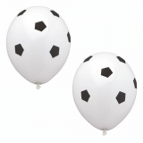 12 x  8 Luftballons Ø 29 cm Soccer