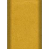 12 x  Tischdecke, stoffähnlich, Vlies soft selection 120 cm x 180 cm gold