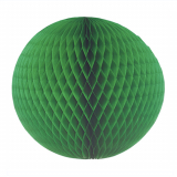 5 x  Wabenball Ø 60 cm grün schwer entflammbar