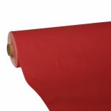 4 x  Tischdecke, Tissue ROYAL Collection 25 m x 1,18 m rot