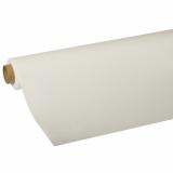 10 x  Tischdecke, Tissue ROYAL Collection 5 m x 1,18 m weiss
