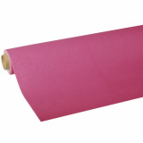 10 x  Tischdecke, Tissue ROYAL Collection 5 m x 1,18 m fuchsia