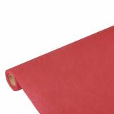 10 x  Tischdecke, stoffähnlich, Vlies soft selection 10 m x 1,18 m rot