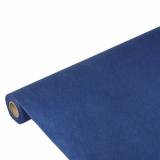 10 x  Tischdecke, stoffähnlich, Vlies soft selection 10 m x 1,18 m dunkelblau