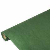 10 x  Tischdecke, stoffähnlich, Vlies soft selection 10 m x 1,18 m dunkelgrün