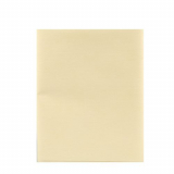 10 x  Mitteldecke, stoffähnlich, Vlies soft selection 80 cm x 80 cm creme