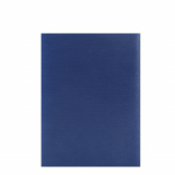 10 x  Mitteldecke, stoffähnlich, Vlies soft selection 80 cm x 80 cm dunkelblau