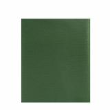 10 x  Mitteldecke, stoffähnlich, Vlies soft selection 80 cm x 80 cm dunkelgrün