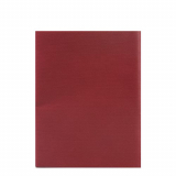 10 x  Mitteldecke, stoffähnlich, Vlies soft selection 80 cm x 80 cm bordeaux