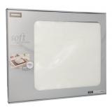 6 x  100 Tischsets, stoffähnlich, Vlies soft selection 30 cm x 40 cm weiss