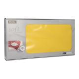 5 x  20 Mitteldecken, stoffähnlich, Vlies soft selection 80 cm x 80 cm gelb
