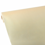 4 x  Tischdecke, stoffähnlich, Vlies soft selection 25 m x 1,18 m creme