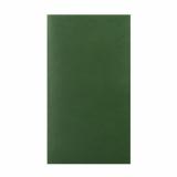 10 x  Tischdecke, stoffähnlich, Vlies soft selection 120 cm x 180 cm dunkelgrün