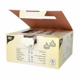 4 x  100 Teelichte Ø 38 mm · 22 mm weiss · mit langer Brenndauer 8 h