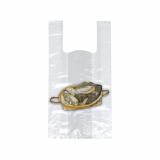 4 x  500 Hemdchen-Tragetaschen, HDPE 49,5 cm x 27,5 cm x 12 cm weiss Backwaren