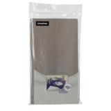 10 x  Tischdecke, stoffähnlich, Vlies soft selection 120 cm x 180 cm grau