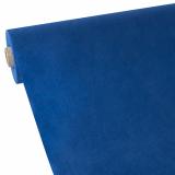 3 x  Tischdecke, stoffähnlich, Vlies soft selection 40 m x 1,18 m dunkelblau