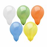 15 x  20 Luftballons Ø 29 cm farbig sortiert