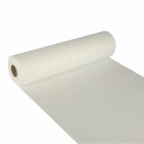 4 x  Tischläufer, stoffähnlich, Vlies soft selection 24 m x 40 cm weiss