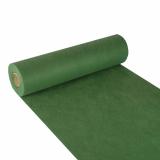 4 x  Tischläufer, stoffähnlich, Vlies soft selection 24 m x 40 cm dunkelgrün