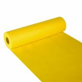 4 x  Tischläufer, stoffähnlich, Vlies soft selection 24 m x 40 cm gelb