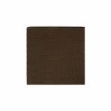 16 x  125 Servietten, 2-lagig PUNTO 1/4-Falz 20 cm x 20 cm chocolate mikrogeprägt