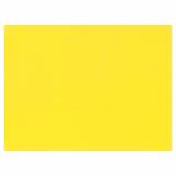 10 x  100 Tischsets, Papier 30 cm x 40 cm gelb
